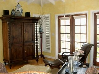 St. Croix house photo - Beautiful West Indian furnishings