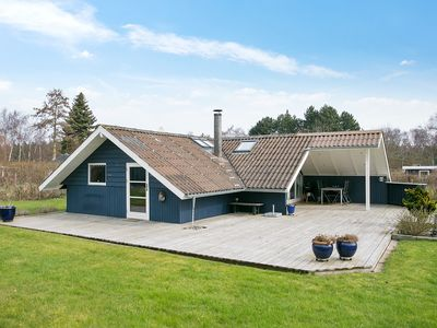 Very charming cottage, only 300 meters from the Baltic Sea