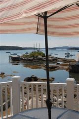 Deer Isle - Stonington house photo - Master Deck View