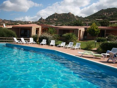 The residence Baiette 2 beds with pool