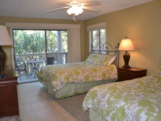 Wild Dunes condo photo - New Bedding in Both Bedrooms
