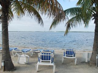 Key Largo house photo - View of private, gated community beach with boat ramp