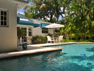 Coconut Grove house photo - Another view of the pool