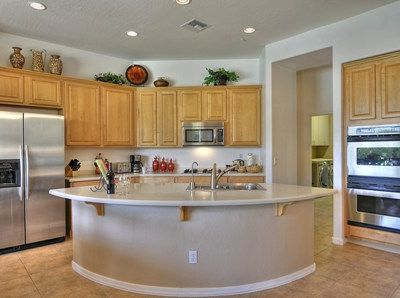 Scottsdale villa rental - Kitchen with huge island