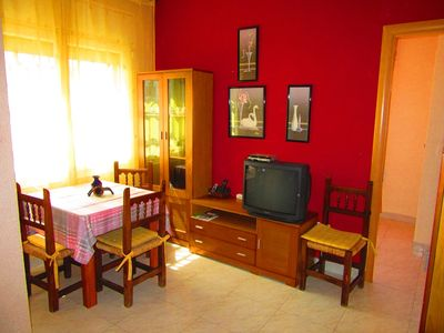 500 meters from the beach, quiet area, air conditioning