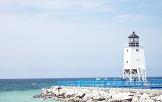 Charlevoix apartment photo - Charlevoix the Beautiful Light House