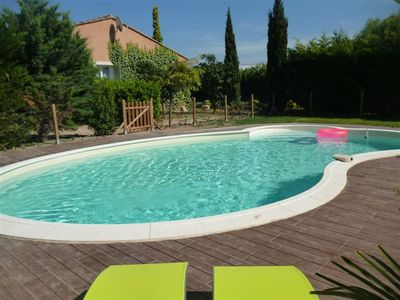 Your Holiday 8-10 people, with private pool in Provence