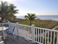 Beachfront Bliss on the Gulf at Ft Myers Beach