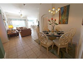 Windsor Palms villa photo - Dining & Living Rooms