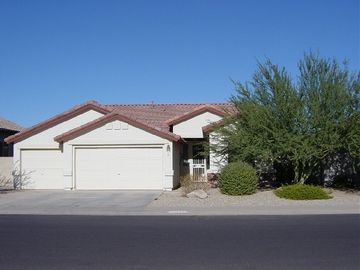 Gilbert house rental - Front of home