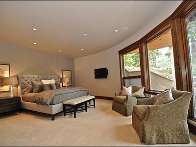 Snowmass Village house rental - Large Master Suite