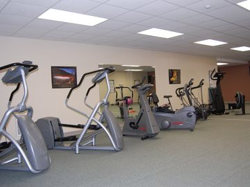 Cardiovascular Exercise Rooms