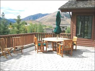 Ketchum house photo - Private Patio