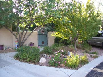 Tubac house rental - Front of house