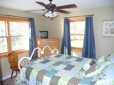 Plattsburgh lodge rental - Bedroom number 2