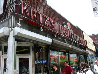 Lower East Side apartment photo - World Famous Katz's Deli