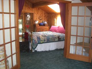 Carnelian Bay cabin photo - Master bedroom