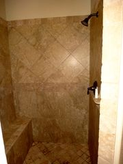 Lake Havasu City house photo - Walk-in tiled shower