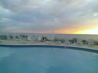 Bonita Springs condo photo - Pool at Sunset