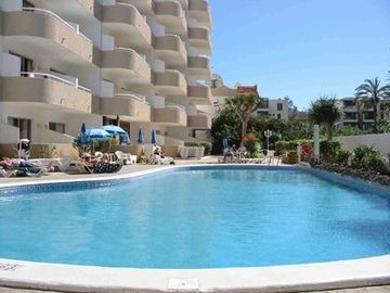 Los Cristianos hotel rental - Swimming pool