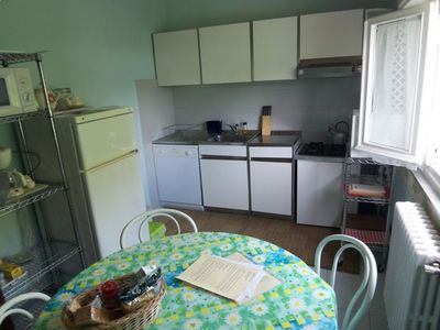 Lucca apartment rental - kitchen