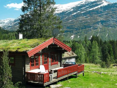 Vacation home in Haukedalen, Western Norway - 5 persons, 3 bedrooms