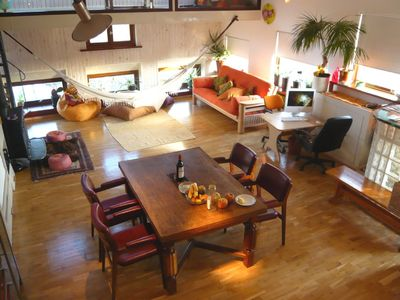 Amsterdam Old Centre apartment rental - Living