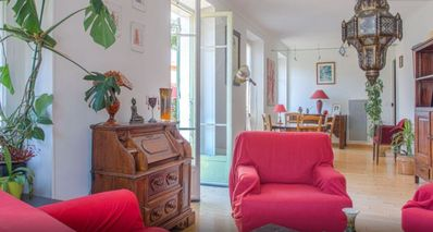 Apartment of 74m2 in the old town of Nice Côte-d'Azur