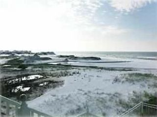 Gulf View from Vista Dunes East deck - Grayton Beach house vacation rental photo