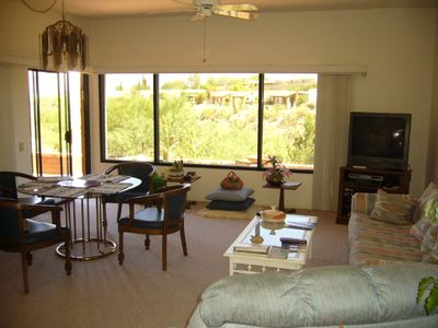 Green Valley villa rental - Living and dining area