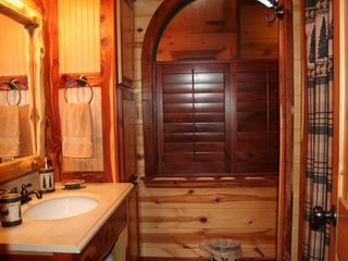 Broken Bow cabin photo - .