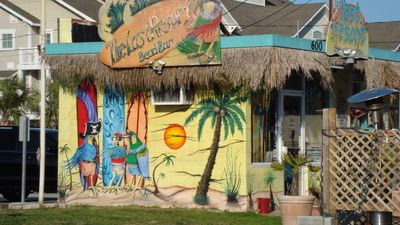 Or welcome to Jimmy Buffet style at The Last Resort. Carolina beach has it all.