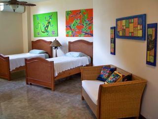 Playa Hermosa house photo - Long Twin Beds