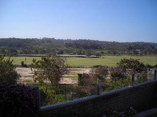 Del Mar house photo - View of the Polo Field and serene hills