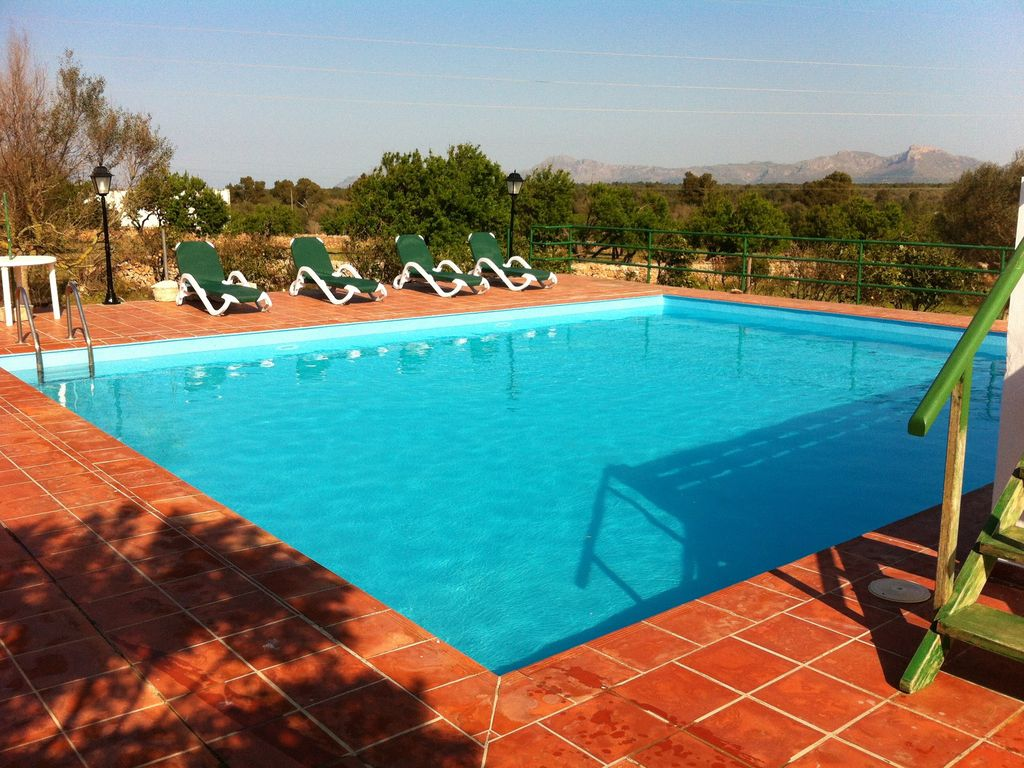 Country House With Pool Near The Beach Of Can Vrbo