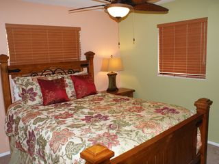 Indialantic house photo - The St. Augustine Room - Queen Bed