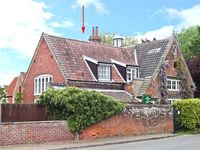 OLD SCHOOL LODGE, family friendly, with a garden in Lyng, Ref 25576