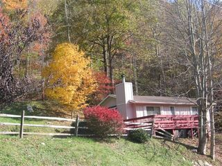 Maggie Valley cabin photo - Summer and Fall are breathtaking!!