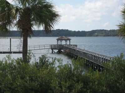 Fishing/ boating/ crabbing pier