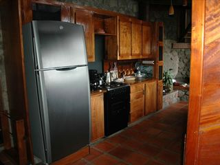 Soufriere house photo - Kitchen