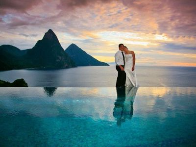 Caille Blanc Villa is a Magical Setting for a Destination Wedding!