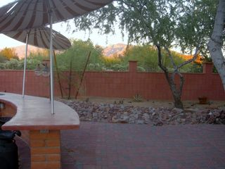 Tucson studio photo - View to the East