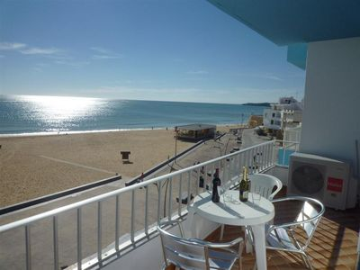 Beach House, 1st line panoramic sea views Front