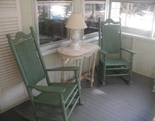 Enclosed porch - Old Orchard Beach house vacation rental photo