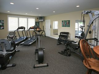Lincoln City condo photo - Fitness Center