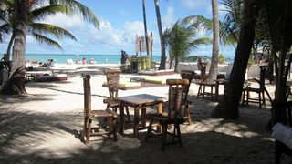 Bavaro condo photo - Bambu Beach Bar & Restaurant