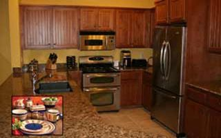 Carefree villa photo - Kitchen, Granite Counter Tops Stainless Appliances