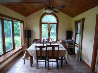 New Lebanon house photo - Dining Room/Sun Room