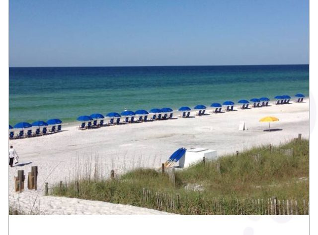 Beachside On 30A , minutes from SeaSide, On the beach