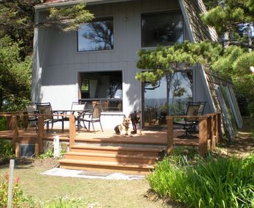 Seal Rock cabin rental - AFRAME SLEEPS 7